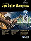 Don Mocks Jazz Guitar Masterclass Book & CD