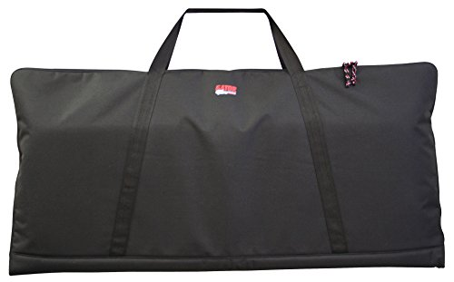 Gator Cases 88 Note Economy Keyboard Gig Bag (Black)