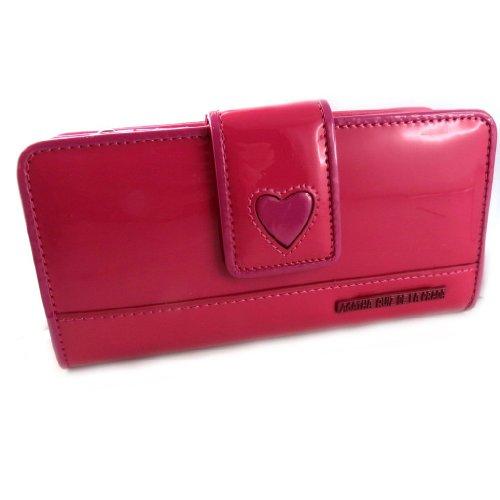 Wallet 'Agatha Ruiz De La Prada'rosa fucsia vernici (m).