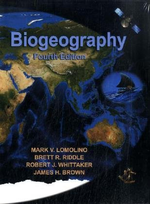 Biogeography, Fourth Edition