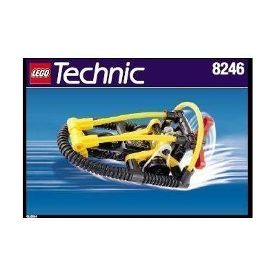 41nBs QGoRL Cheap  Lego Technic 8246 Hydro Racer