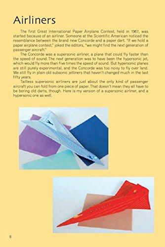 paper airplane folding machine