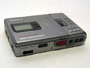 Sony Mini-Disc (MD) Walkman [MZ-R30]