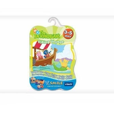 Vtech - V.Smile - Backyardigans front-1076074
