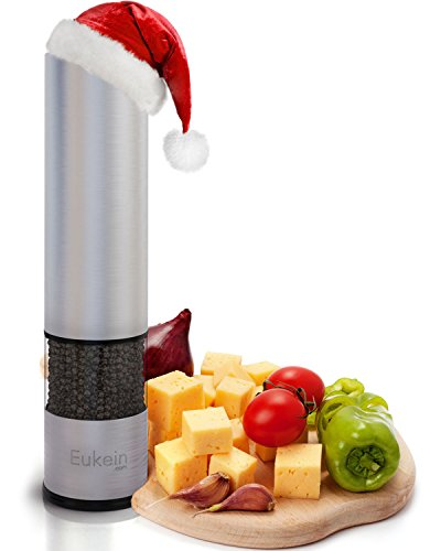 eukein-electric-pepper-grinder-or-salt-grinder-mill-battery-operated-with-light-at-bottom