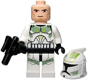 LEGO Star Wars - Soldado clon con blaster (del juego 7913