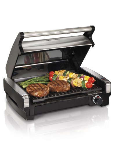 Hamilton Beach 25360 Indoor Flavor/Searing Grill (Indoor Grills compare prices)