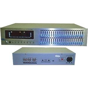 GLI Soundgraph EQ-2100 Digital Dual 42-Band EQ