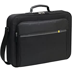 Case Logic ENC-117 17-Inch Laptop Case (Black)