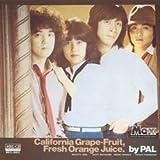 カリフォルニア・グレープフルーツ・フレッシュ・オレンジジュース (MEG-CD)