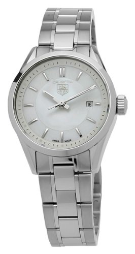 TAG Heuer Women's WV1415.BA0793 Carrera Watch