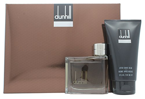 Dunhill Man By Alfred Dunhill Eau De Toilette Spray 2.5 Oz & Aftershave Balm 5.1 Oz For Men by Alfred Dunhill