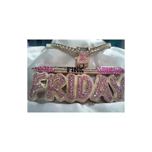 Nicki Minaj Pink Friday Charm and 22Chain