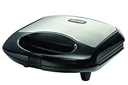 Oster CKSTSM2223 700-Watt 2-Slice Sandwich Maker (Black)