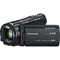 Panasonic HCX920 Full HD 1080p Flash Memory SDXC/SDHC/SD Wi-Fi Professional Camcorder with 12x Optical Zoom & 3.5
