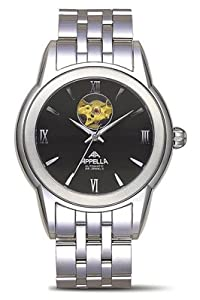 Appella Swiss Made Appella 497-3004 Automatic Watch