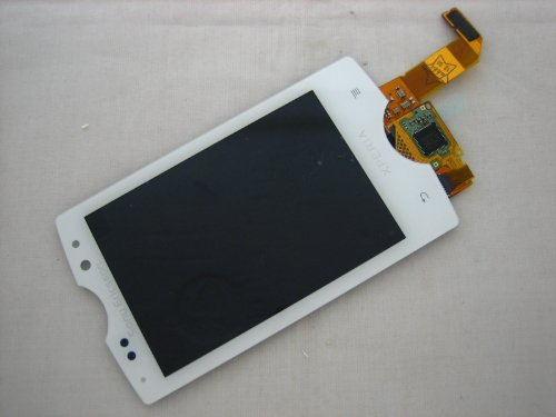 Sony Ericsson Xperia Mini Pro Sk17I ~ White Full Lcd Display+Touch Screen Digitizer Assembly ~ Mobile Phone Repair Part Replacement