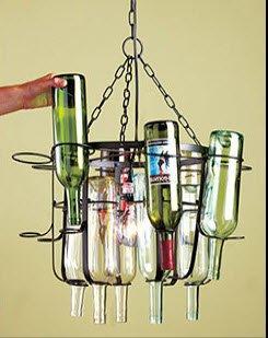 Food drink archives shopholio shopholio wine bottle chandelier aloadofball Choice Image