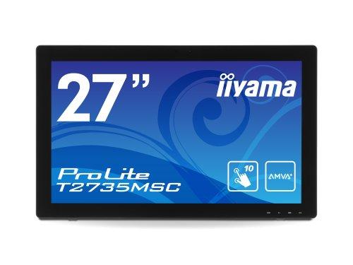 Iiyama T2735MSC-B1 Ecran PC Tactile 27″ (68 cm) 1920 x 1200 Noir