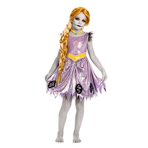 Hallo (Zombie Princess Costume For Girls)