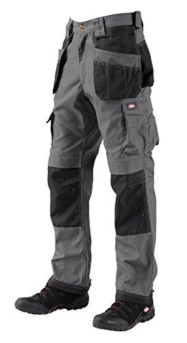 """Lee Cooper Workwear, Pantaloni cargo da lavoro, LCPNT210, 32"""" (Modello corto)"""
