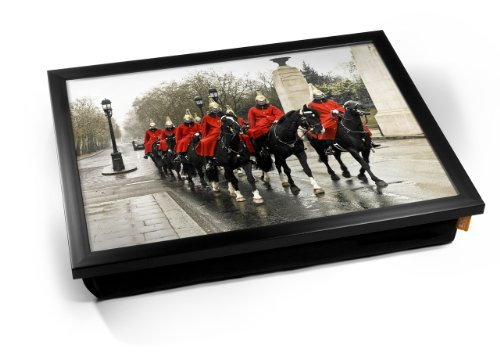 Horse Guards London Cushion Lap