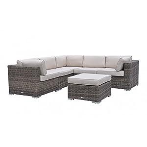 radeway 6 piece patio furniture sofa with