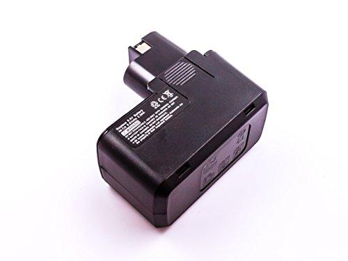 AccuPower, Batteria di ricambio per Bosch: GSR 9,6-1, 9,6 VES-2, VPE-2, VE-2 GSR9-6-1, 9.6 volts - GSR9-6-1