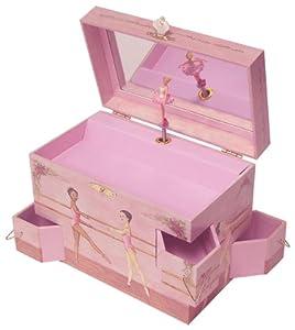 Enchantmints Ballet School Music Box