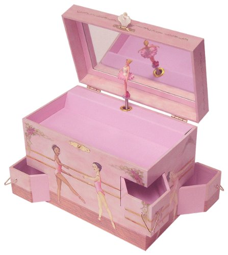 Enchantmints Ballet School Music Box