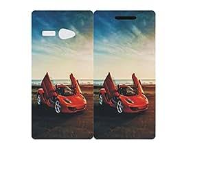 Techno Gadgets back Cover for Intex Aqua Young
