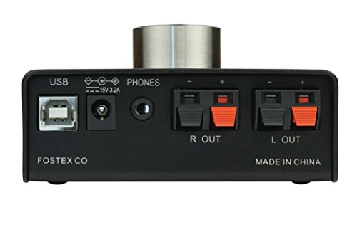 FOSTEX パーソナル・アンプ PC200USB-HR