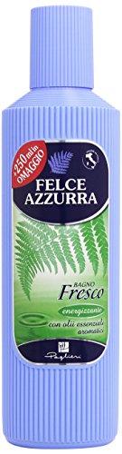 Felce Azzurra - Bagno Fresco, Energizzante, Con Olii Essenziali Aromatici - 750 Ml