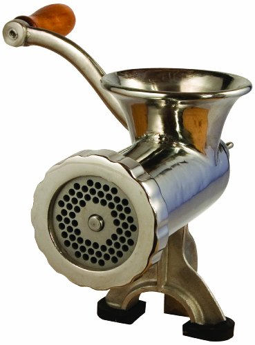 LEM Products #10 Stainless Steel Clamp-on Hand Grinder (Lem Manual Meat Grinder compare prices)