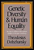 img - for Genetic Diversity and Human Equality book / textbook / text book