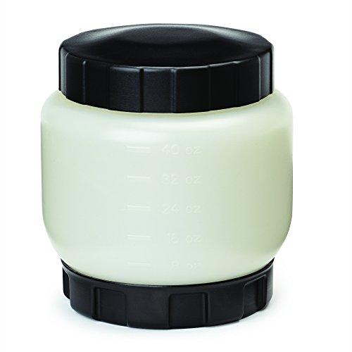 Graco 24E375 48-Ounce Truecoat Paint Sprayer Cup front-984983