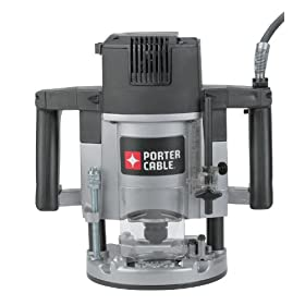 Porter-Cable 7539 3-1/4-Horsepower Speedmatic 5-Speed Plunge Router