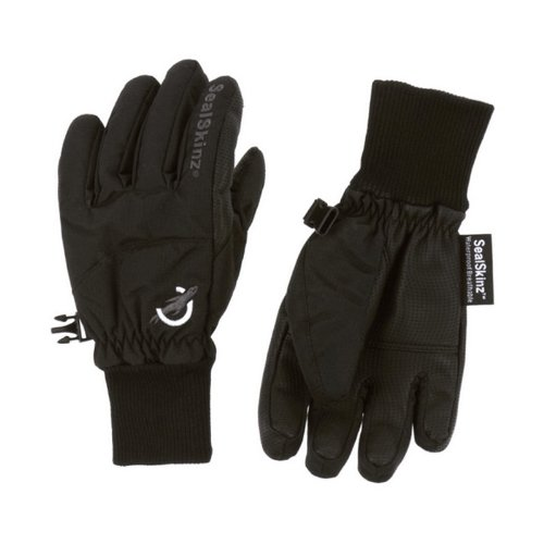 Sealskinz Kids Gloves - Black, Age 10-13 Reviews