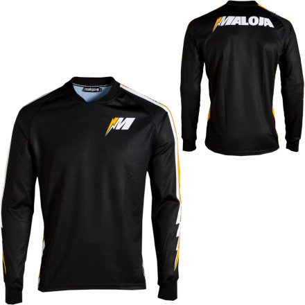 Buy Low Price Maloja Brenner Freeride 1/1 Shirt buttercup (B0051MYKQ2)
