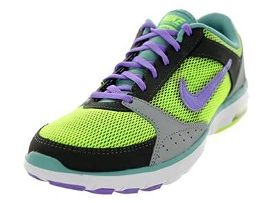 Nike Women's Air Max Fit Volt/Atmc Vlt/Bs Gry/Dffsd Jd Training Shoe 6 Women US