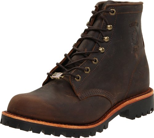 Chippewa Men's 20080 Boot,Chocolate Apache,10 2E US