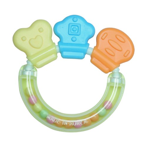 PlantBaby Teether Toy, Spin - 1