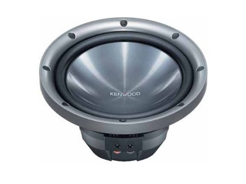 """2007! Brand New Kenwood Kfc-W2511 """"10"""" 1,000 Watt Car Subwoofer With Clean And Ultra-Clear Bass"""