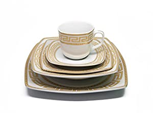 Dinnerware Sets, Flatware, Linens & Porcelain Mikasa 19
