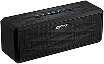 SHARKK Boombox Wireless Bluetooth Speaker Top Rated Sound Quality