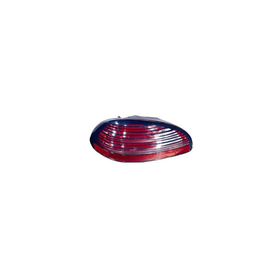 Pontiac Grand Prix Driver and Passenger Side Replacement Tail Light