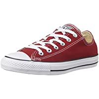 Converse Unisex Chili Paste Canvas Sneakers - 7 UK