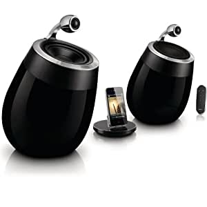 Philips Fidelio SoundSphere DS9800W Station d'accueil avec AirPlay 100 W