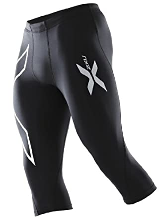 2XU Mens Compression 3 4 Tights by 2XU
