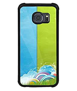 printtech Nature Abstract Back Case Cover for Samsung Galaxy S6::Samsung Galaxy S6 G920